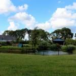 Tuinvoorbeeld boerderijtuin