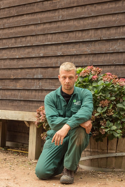 afbeelding bij personeel tuinman van tuinen tuinservice 1