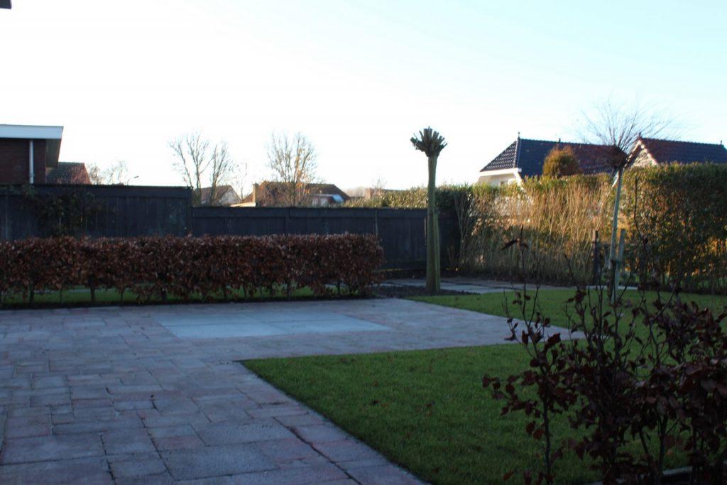 Ruim terras en strakke lijnen tekenen de nieuwe indeling