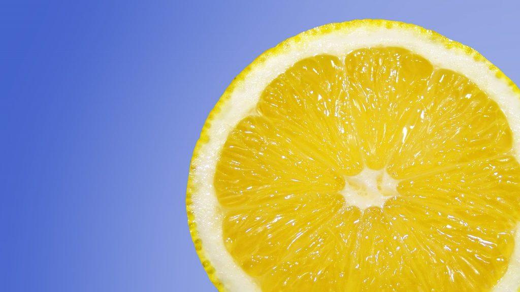 afbeelding citroen - te zure grond