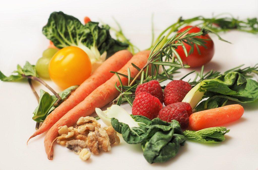 tuintips: afbeelding bij groenten