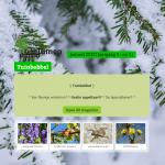 Onze nieuwe Tuinbabbel online